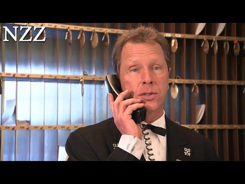 Der Mann mit dem goldenen Schlüssel - Dokumentation von NZZ Format (2007)