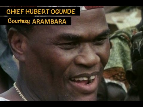 Download Hubert Ogunde