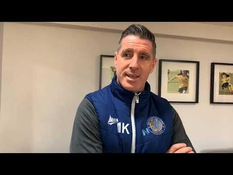 Mark Previews Exeter Clash