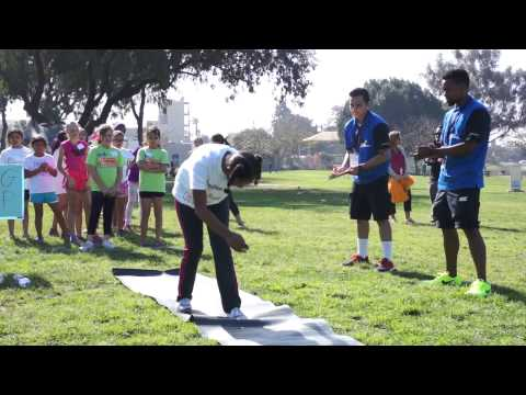 Boys & Girls Clubs of Greater San Diego You Go Girl 2015