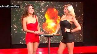 Xoana y Rosángela celebraron el Día del Orgasmo Femenino en LNR