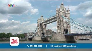 London vn l trung tm ti chnh chu u VTV24