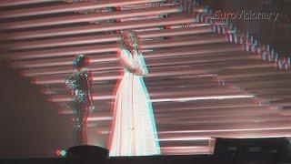 3D Maraaya – Here For You - Slovenia - Dress Rehearsal Eurovision 2015