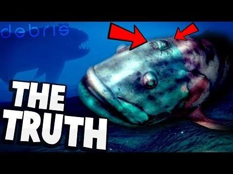 THE TRUTH IS WHAT WE FEARED MOST.. ALTA's Secrets Discovered - Debris Full Release Gameplay