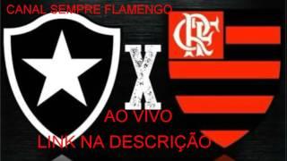 Assistir o Jogo do Flamengo x Botafogo ao Vivo em HD