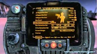 New Vegas RareWeapon Guide -