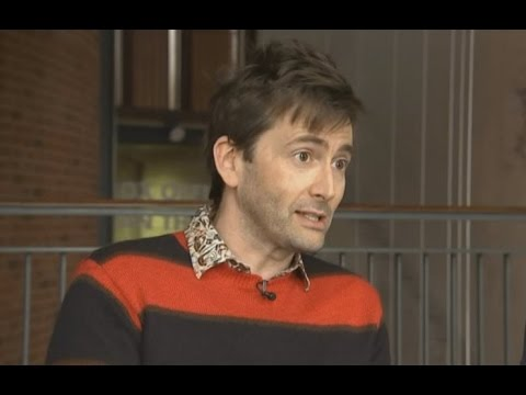 David Tennant & Greg Doran Interview On Shakespeare 400
