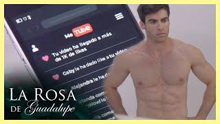 La Rosa de Guadalupe: Erick es el favorito de la plataforma   Only Friends: Sólo para ciertos ojos