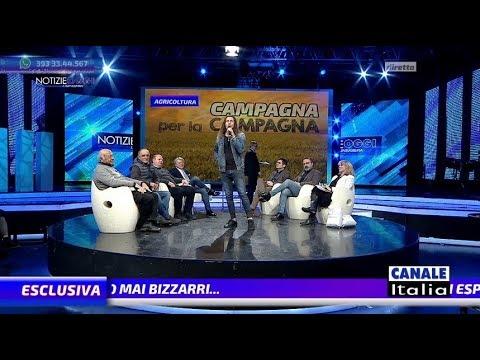 'Agricoltura: Campagna per la Campagna' | Notizie Oggi Lineasera