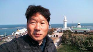 강진아품바 제주항여객선터미널 등대 사라사 2020.4.…