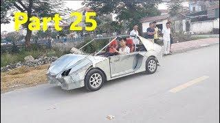 Lamborghini super car - Homemade Lamborghini car part 25