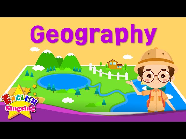 Kids vocabulary-Geography-Nature