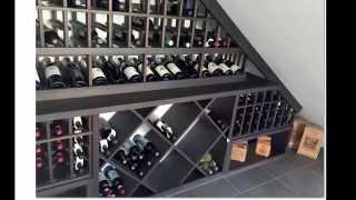Los Angeles Home Wine Cellars - Playa Vista Project