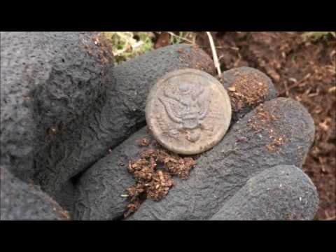 Metal Detecting World War 2 - Battle of the Bulge