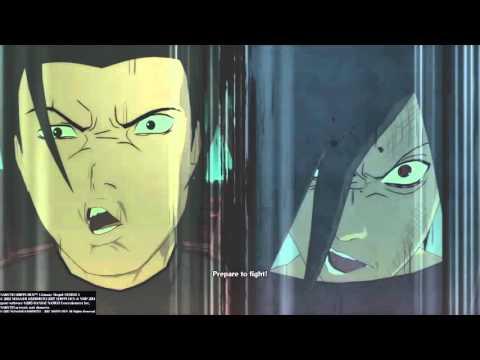 Naruto Shippuden Ultimate Ninja Storm 4 Demo!!  
