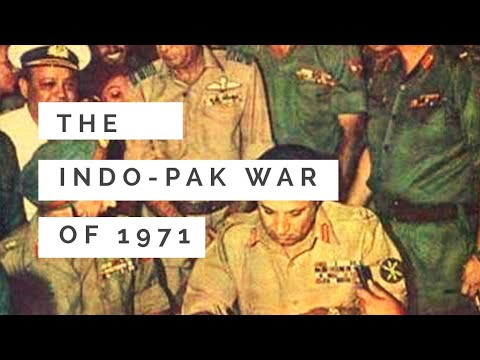 Indo-Pak War of 1971|The  Story of Bangladesh Liberation War