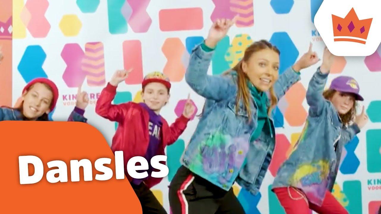fitlala dansles kinderen voor kinderen