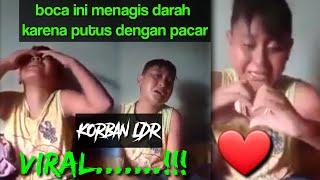 viral.....anak SD menangis karena putus dengan pacar. SUMBA VS JAKARTA