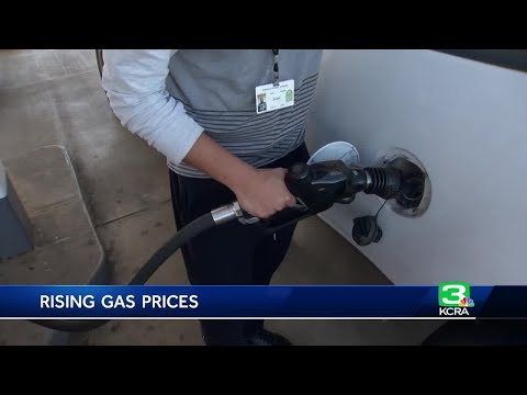 Gas prices on the rise; California sees largest jumps