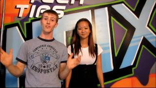 NCIX Ontario Shipping Warehouse & Showroom Announcement Featuring Esther Linus Tech Tips