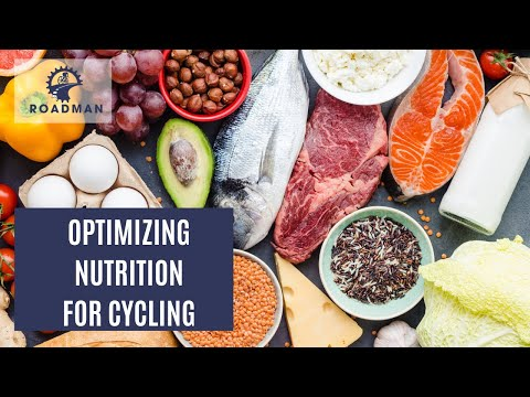 Nutrition for Cyclists How to Optimise It