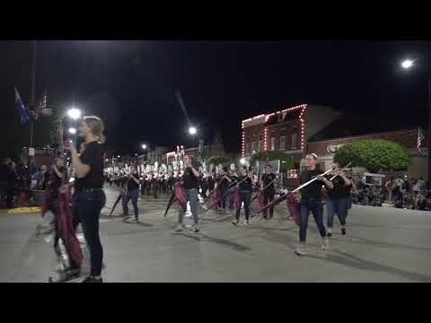 Oskaloosa High School Marching Band - Tulip Time 2019