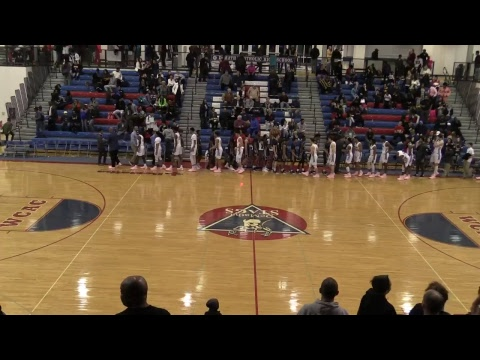 DeMatha Catholic Basketball vs. Good Counsel High School