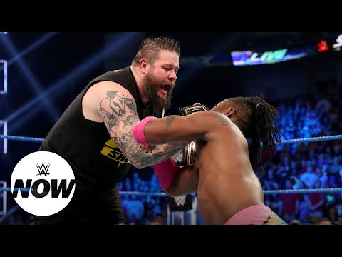 Kevin Owens proves you can't trust anybody: WWE Now