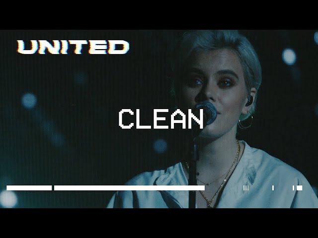 Clean (Live) Hillsong UNITED
