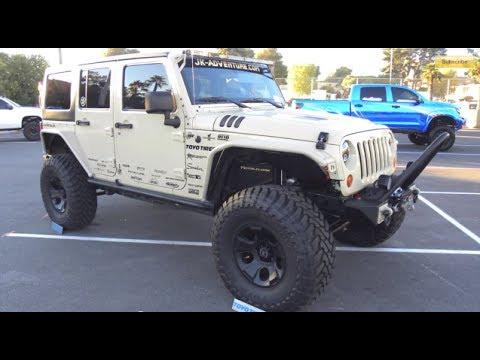 2013 Avorza Jeep Wrangler Srt8 Edition The Auto Firm