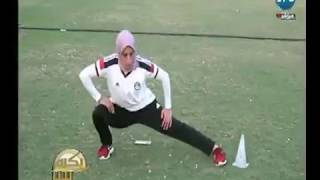 بكره بينا | لقاء خاص مع أول شابة تدير مباريات كرة القدم بسيناء .. تقرير محمد درويش