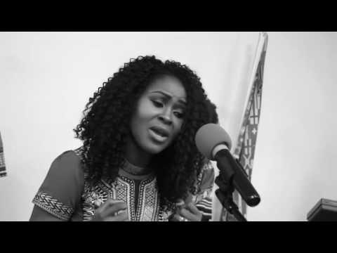 """Reign Jesus reign"" , ""Lion of Judah"", ""Miracle Worker"" Medley Cover: Pandita Njoh (Cameroon gospel)"