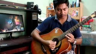Nazar Nazar - Fida [Guitar Instrumental]