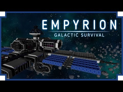 Empyrion: Galactic Survival - (Open World Sci-Fi Sandbox Game)