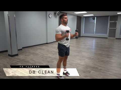 DB clean - FD Fitness