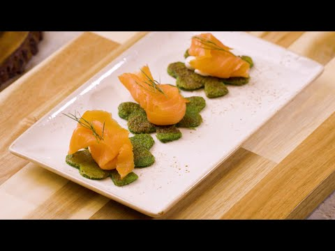 MOWI Smoked Salmon - St. Patrick's Day Omelette Recipe