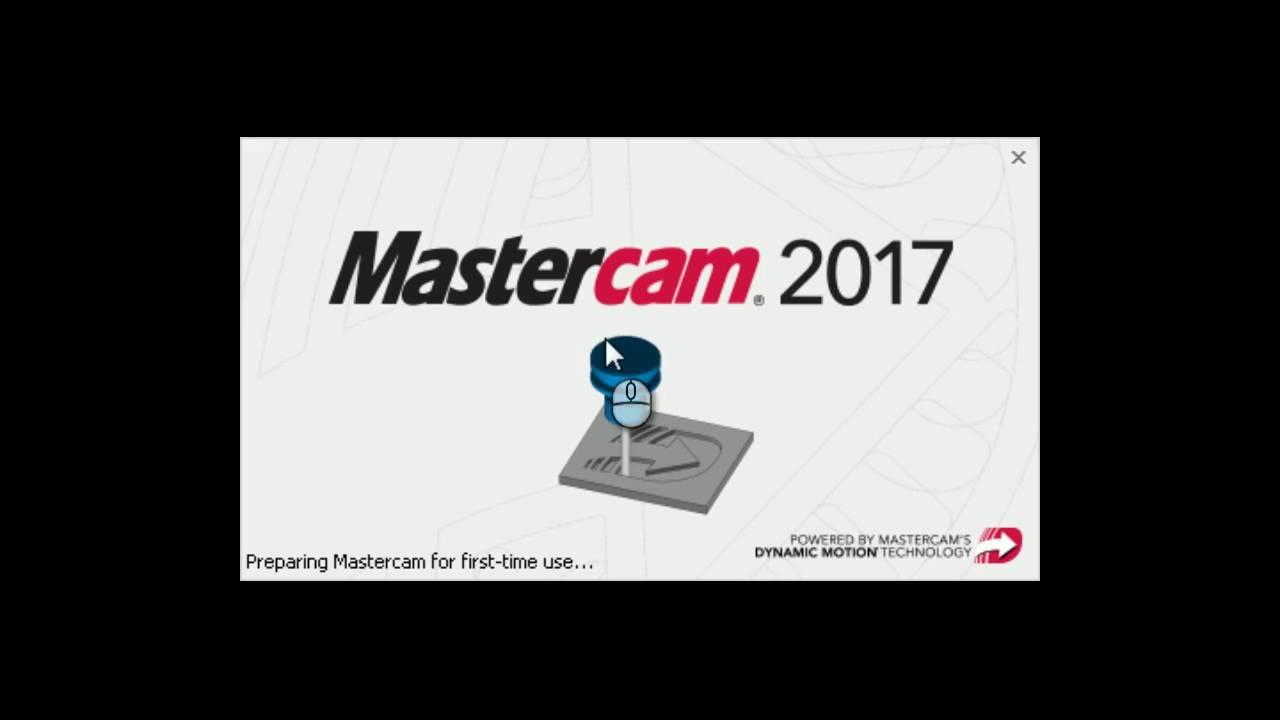 INSTALACIÓN DE MASTERCAM 2017