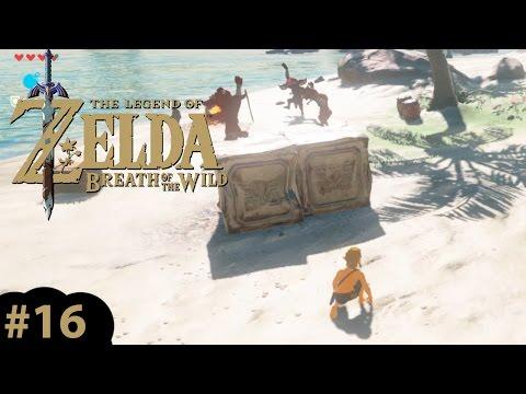 Breath of the Wild - 16 - Event-tide island