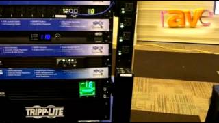 E4 AV Tour: Tripp-Lite Shows Updated Commercial Power Management Products