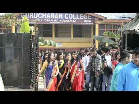Celebration of Saraswati Puja AT G.C college, silchar | 2017 |