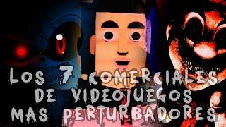 TOP: Los 7 comerciales de videojuegos más perturbadores y bizarros