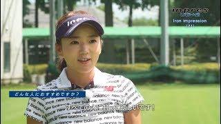 【ヤマハゴルフ】inpres UD+2 Iron impression