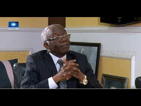 Nigeria's Electoral Jurisprudence Is 'One Of The Most Backward In The World' - Falana Pt.3