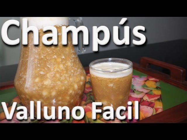 Champús Valluno Receta Colombiana Recetas Del Valle Del Cauca Youtube