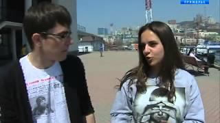 Начинающие режиссеры снимают фильм во Владивостоке