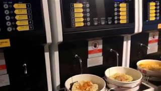 Automatic Ramen cooking machine(Korean convenience store)