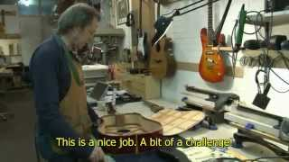 Lapstick travel guitar designer Phil Neal (English subs) Thumbnail