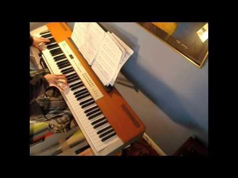 "Avatar ""I See You"" Piano"