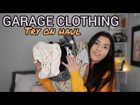 HUGE GARAGE CLOTHING HAUL *Hit And Misses*