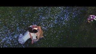 Свадебная съемка с Aircam